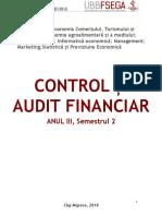 Suport Curs Control Si Audit Financiar 2018 - Partea I (1)
