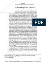 The New ASCCP Colposcopy Standards.1