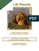 Sete di Parola - III settimana di Pasqua - B.doc
