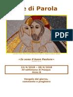 Sete di Parola - IV settimana di Pasqua - B.doc