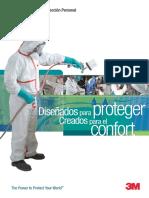3M Catálogo Prendas de Protección2014