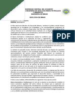 Plan Nacional de Mineria