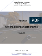 Manual de Drenagem Urbana - Volume i
