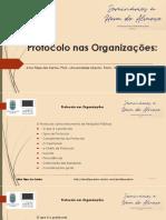 Protocolo Nas Organizações - Artur Filipe Dos Santos