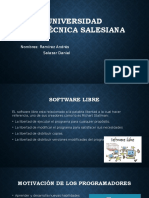 Expocion Software Libre