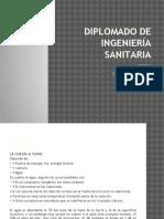 Diplomado de Ingeniería Sanitaria Modulo 1