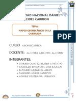 Mapeo Geomecanico - Grupo Rmr