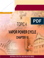 Topic4-Vapor Power cycle.pdf