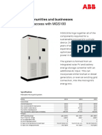 MGS100 Technical Datasheet Final Rev-A ABB