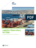 ITF - Logistics Observatory for Chile