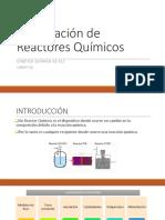 Clasificación de Reactores Químicos