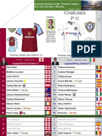 Premier League 180419 round 31 Burnley - Chelsea 1-2