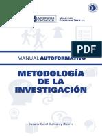 Texto de Metodología de La Investigacion