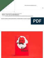 Marx y Los Tres Periodismos