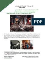 La Revolución del Vaticano II (1962-1965)