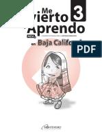 Planeacion Didactica de Baja California