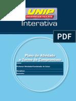 Plano de Atividade e Termo de Compromisso (1)