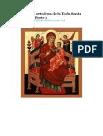 Veneración Ortodoxa de La Toda Santa Theotokos