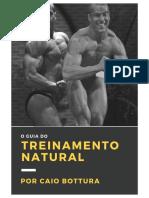 Natural Bodybuilding - o Guia Completo de Treino. Primeiro Capitulo