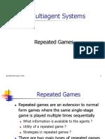 Repeat Games