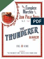 Thunderer Parts