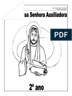 2 Etapa Da Catequese - Matriz Nossa Senhora Auxiliadora
