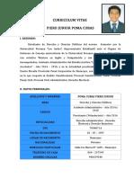 CV Poma Cubas Piero