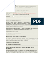 Acta Notificacion Siat
