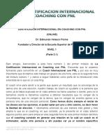 CICPNL_N1_P2_1 - Edmundo Velasco - Certificación Internacional en Coaching con PNL