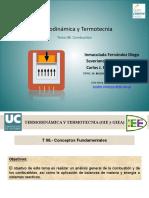Termodinámica y Termotécnia - Combustión