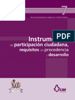 07 Instrument Ciudadana