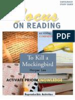 Lisa Mccarty - To Kill a Mockingbird