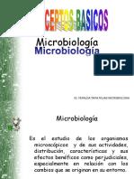 1.1 Conceptos Basicos de Microbiologia