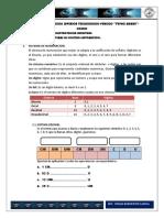 Electronica Digital-sistema de Numeracion