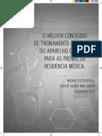 SJT Cirurgia 2017 - Esôfago Estômago e Intestino - Questões