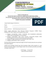 Pakta Integritas Proktor Teknisi Unbk 2018