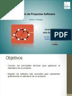 Gestión de Proyectos Software - Gestión de Tiempos