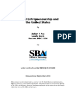 Entrepreneurship 2010