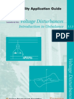 513 Introduction to Unbalance