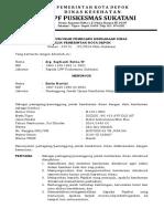 Surat Penunjukan Pemegang Kendaraan Dinasdoc