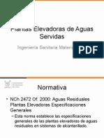 Plantas elevadoras