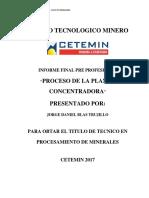CETEMIN 2017