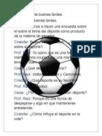 Producto de Español