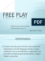 Free Play cap 1