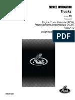 Ecm-Acm Dtcs-Vmac Iv_2013 Emissions