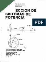 Protección de Sistemas de Potencia - Carlos Romero-Ricardo Stephens-Univ. de los Andes.pdf