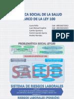 Problematica Social de La Salud - Ley 100