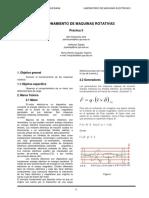 FUNCIONAMIENTO DE MAQUINAS ROTATIVAS - informe UPS