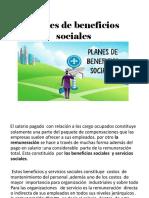 Planeacion de Beneficios Social