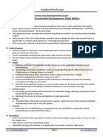India and Sustainable Development Goals SDGs